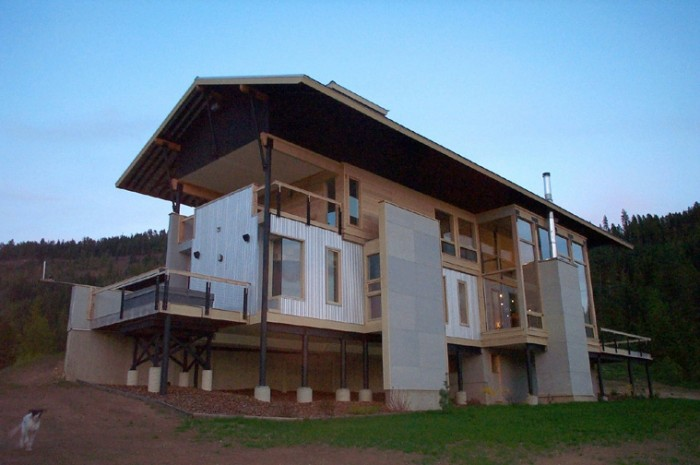 Modular home modern modular homes pacific northwest for Pacific northwest homes