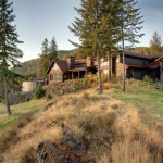 1 North Idaho Ranch - TR Main residence