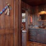 11 rustic casework TRS