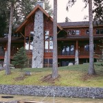 2 Idaho Lake lodge