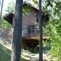 20 Shingle Cabin Cable Railing