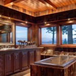 25 Western soaking tub