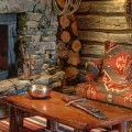Idaho ranch kitchen