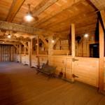 4 timberframe aisle