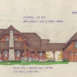 5 Craftsman Lodge Rendering