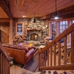 7 rustic staircase TRS