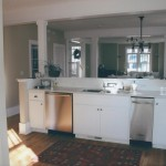 7traditional kitchen stainless appliances