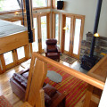 9 Loft Stairs Lake View