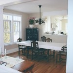 9 craftsman dining room
