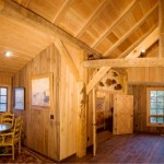 9 oak timberframe