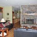 Osprey fireplace