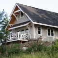 guest house on Lake Pend Oreille